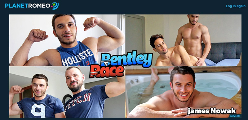 AUstralian gay porn advertising