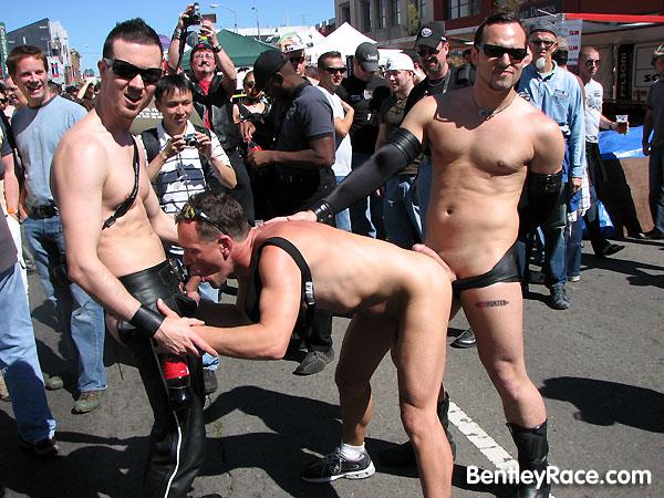 Folsom street fair fucking